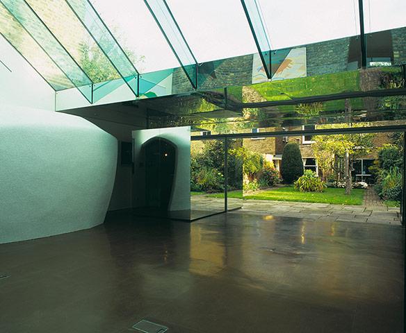Artchive - Philip Hughes Studio, Camden