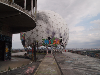 NSA listening posts, West Berlin