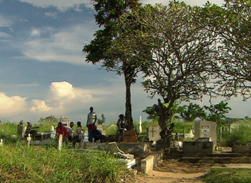 Between life and death in Kinshasa