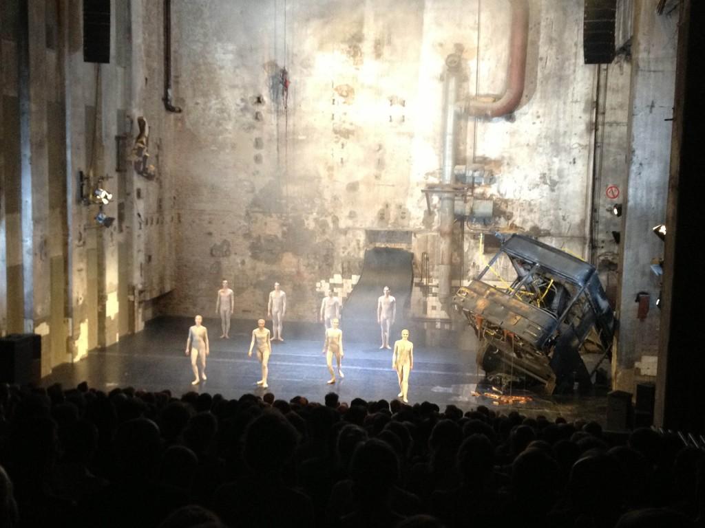 Berghain Ballet
