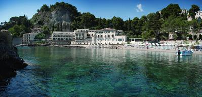 Belmond Villa Sant'Andrea, Taormina