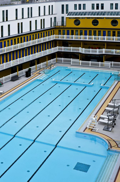 La Piscine Molitor rises again in Paris