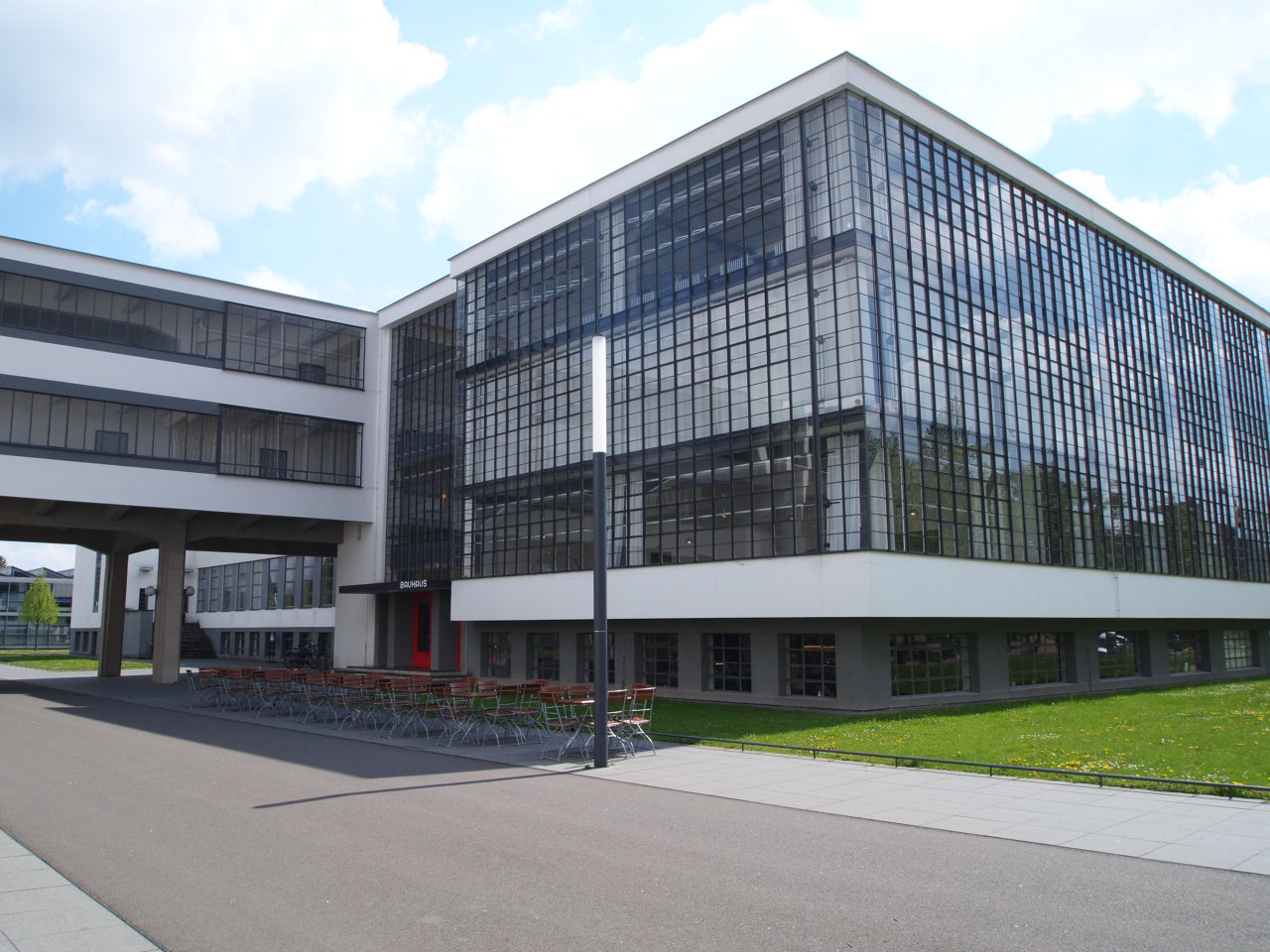 the bauhaus dessau Dessau is the city most closely associated with the bauhaus this is where the school of design was active for the longest period of time and where it experienced its golden period between 1925 and 1932.